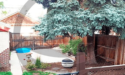Patio / Deck, 1661 S Pearl St, 2