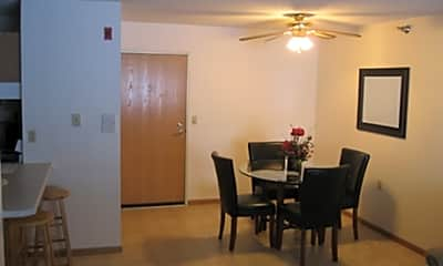 Riverside Apartments, 1