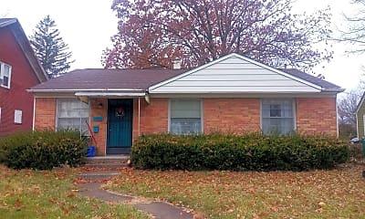 Building, 1413 N Woodridge Ave, 0