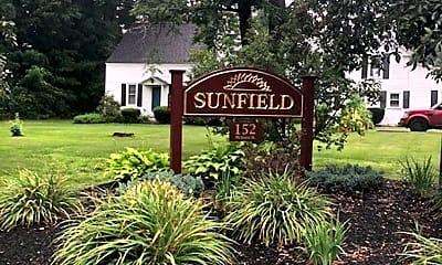 Community Signage, 152 McKeen St, 0