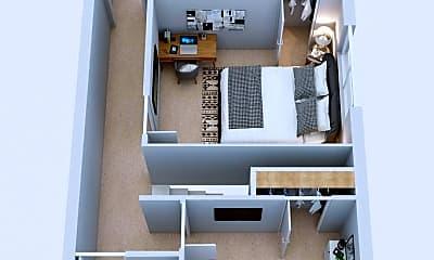Bedroom, 43 E Blake Ave, 2