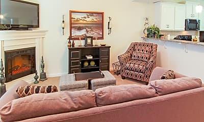 Living Room, Hartmann Plantation, 1