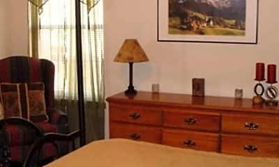 Bedroom, Blackbob Court Townhomes, 1