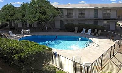 Pool, Monterrey East /Vista Sierra, 2