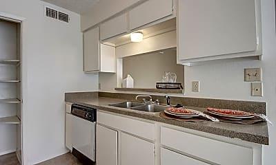 Kitchen, Fairgreen Apartments, 0