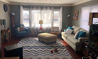 Living Room, 2027 E 10 Mile Rd, 0