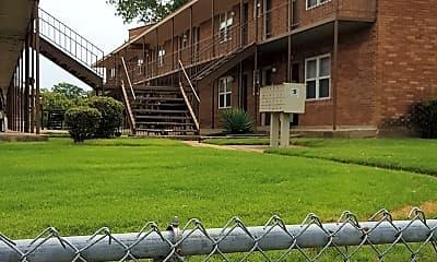 Crockett Place Apartments, 2