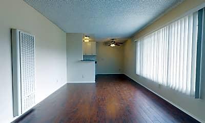 Living Room, 450 S Venice Blvd, 1