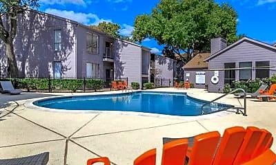 Pool, 2201 Hayes Rd, 1