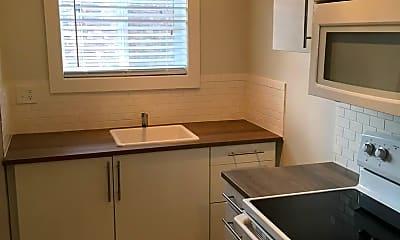 Kitchen, 4933 Echo St, 1