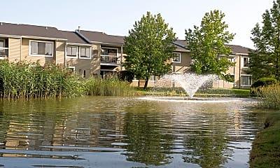 Lake, Glens Of Northville, 1