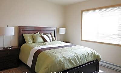 Bedroom, 3400-3414 11th St. SE/1111 37th Ave. SE, 2