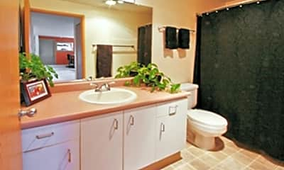 Bathroom, Northbrook Place Apartment Homes, 2