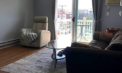 Living Room, 200 Lareine Ave, 1