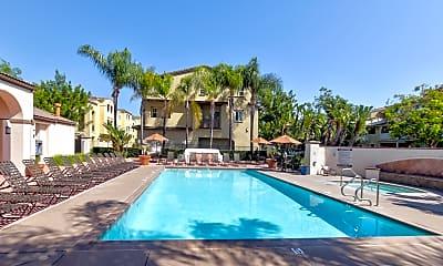 Pool, Laurel Glen Apartment Homes, 1