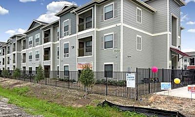 Building, La Mariposa Apartment Homes, 1