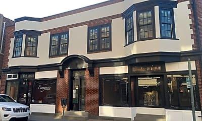 Building, 11 Cricket Avenue, 0
