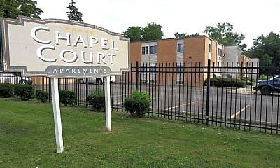 Chapel Courts Apartments, 1