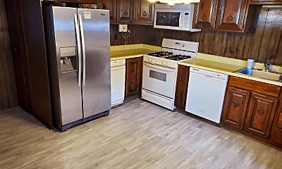 Kitchen, 14 Thorndike St, 2