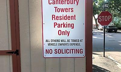 Canterbury Towers, 1