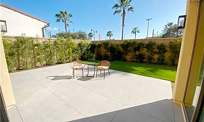 Patio / Deck, 140 San Benito, 2