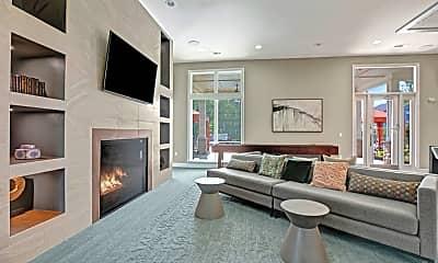 Living Room, Ascent at Mallard Creek, 1