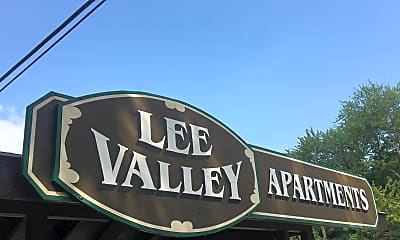 Lee Valley Apartments, 1