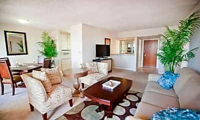 Living Room, Dolphin Marina, 0