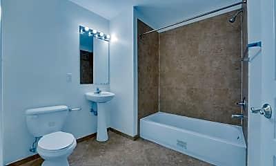Bathroom, 845 Newark Ave 4D, 1