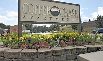 Community Signage, Copper Chase Apartments, 2
