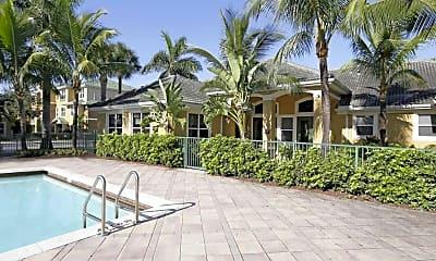 Pool, Lakeshore Apartments, 0