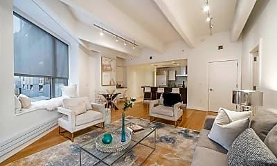 Living Room, 1425 Garden St, 0