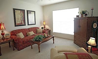 Living Room, Chez Elan, 1
