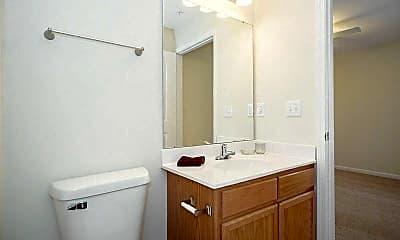 Bathroom, Mountain Valley Apartments, 2