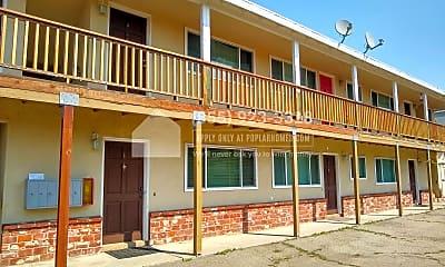 Building, 3019 Bateman Street 5, 2