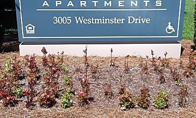 Westwood Arms Apartments, 1