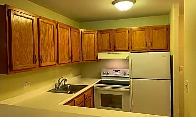 Kitchen, 1833 Four Lakes Ave 2D, 1