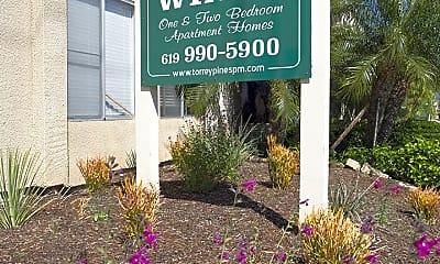 Community Signage, 1072 E Madison Ave, 2