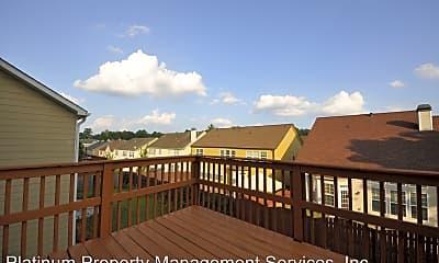 Bedroom, 3116 Bridge Walk Dr, 2