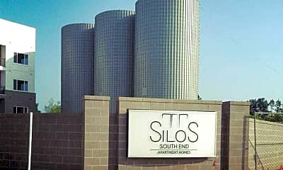 Silos South End, 0