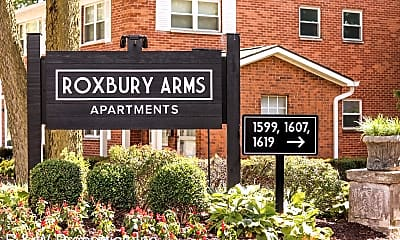 Community Signage, 1571-1619 Roxbury Road, 1