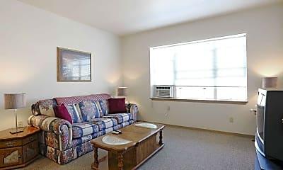 Living Room, Hazelwood Retirement Community, 1