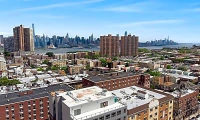 Building, 6020 Hudson Ave 503, 2