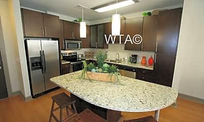 Kitchen, 507 Pressler St, 1