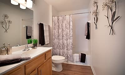Bathroom, The Belmont, 2