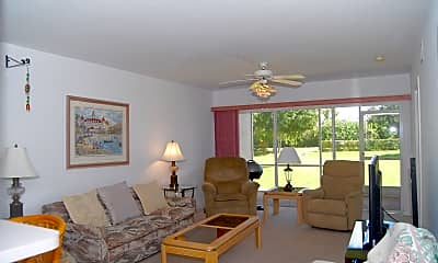 Living Room, 11644 SW EGRET CIR, #1102, LAKE SUZY, 1