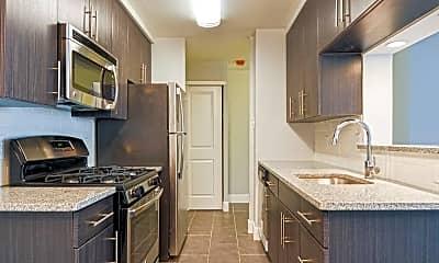 Kitchen, Galman on Henry, 1
