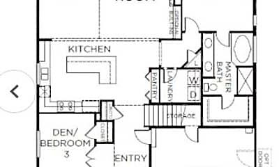 Building, 9976 Justman Street Southeast, 1