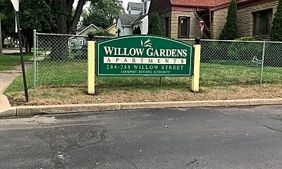 Willow Gardens, 1