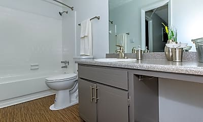 Bathroom, The Arbors at East Cobb, 2